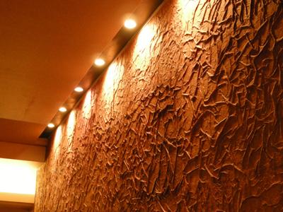 和紙インテリア装飾