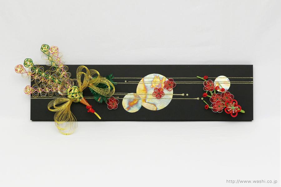 結納水引飾りリメイクパネル(和歌山県H様)6