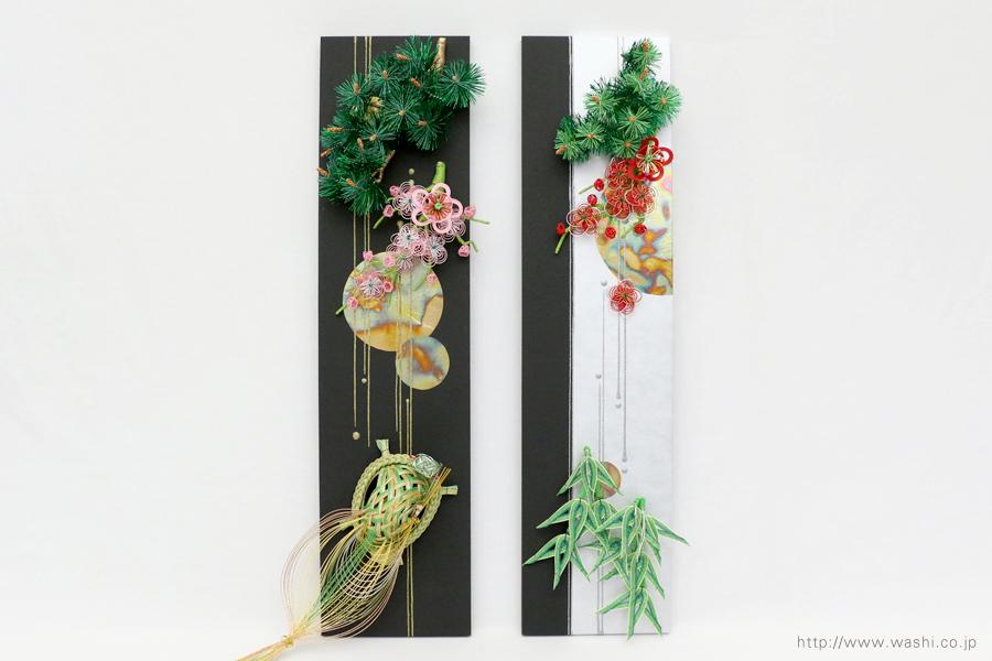 結納水引飾りリメイクパネル(和歌山県H様)9