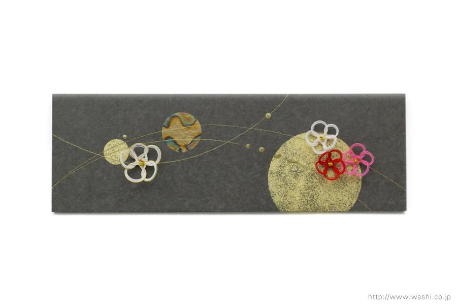 結納水引飾りリメイクパネル(石川県H様)2