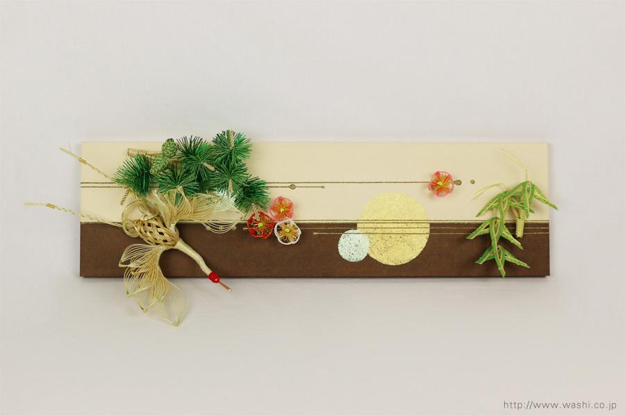 結納水引飾りリメイク(東京都N様)1