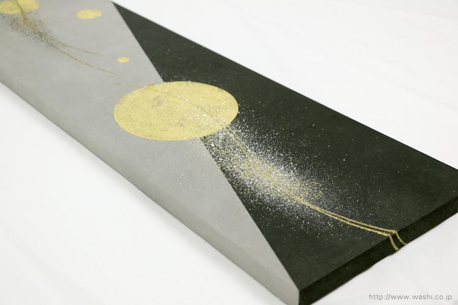 結納水引飾りリメイクパネル(東京都W様)8