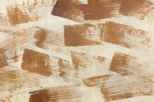 柿渋の創作加飾デザイン和紙(K-704)