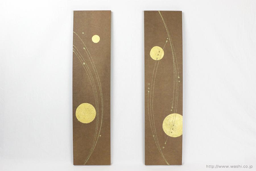結納水引飾りリメイクパネル(熊本県F様)2