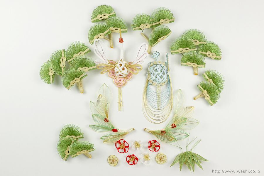 結納水引飾りリメイクパネル(熊本県S様)7