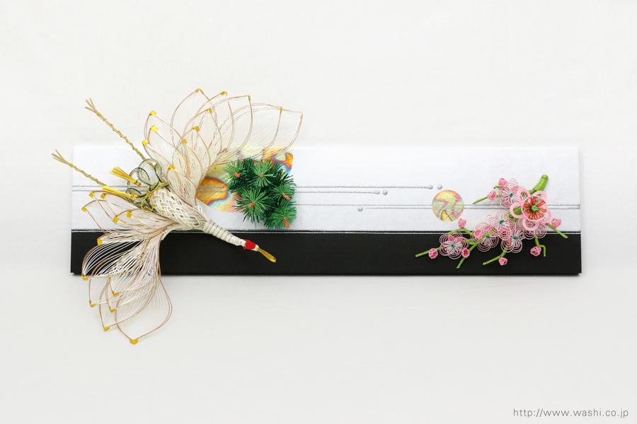 結納水引飾りリメイクパネル(和歌山県H様)3