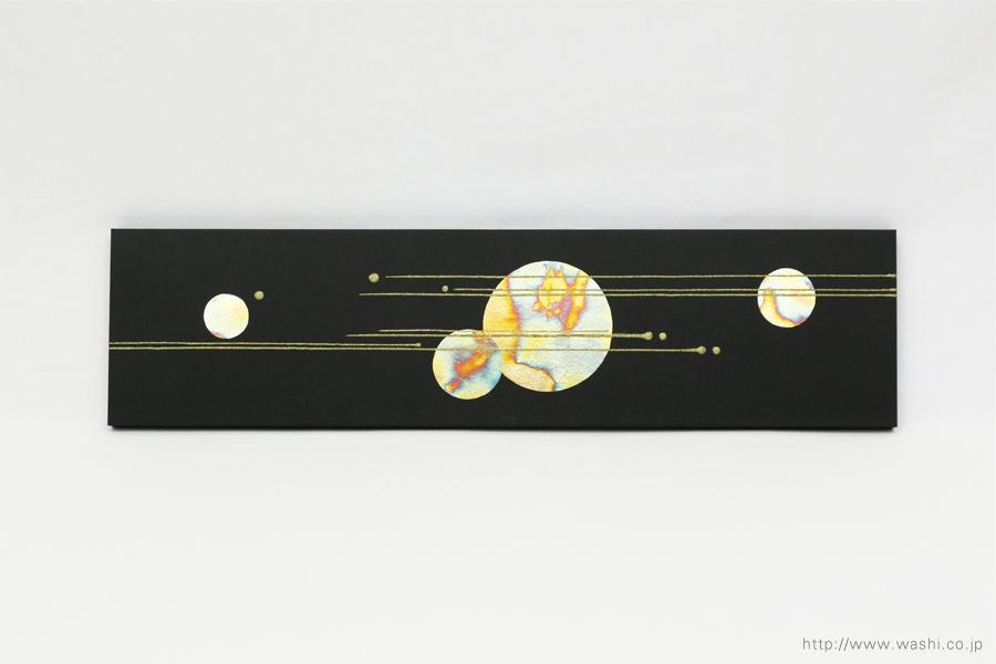 結納水引飾りリメイクパネル(和歌山県H様)8