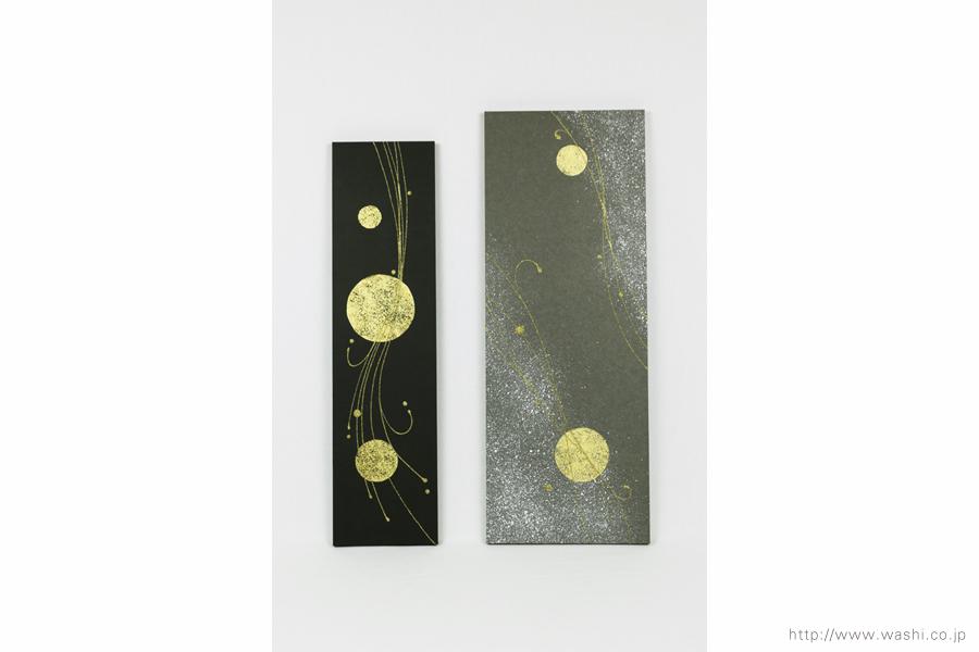 結納水引飾りリメイクパネル(岐阜県K様)8