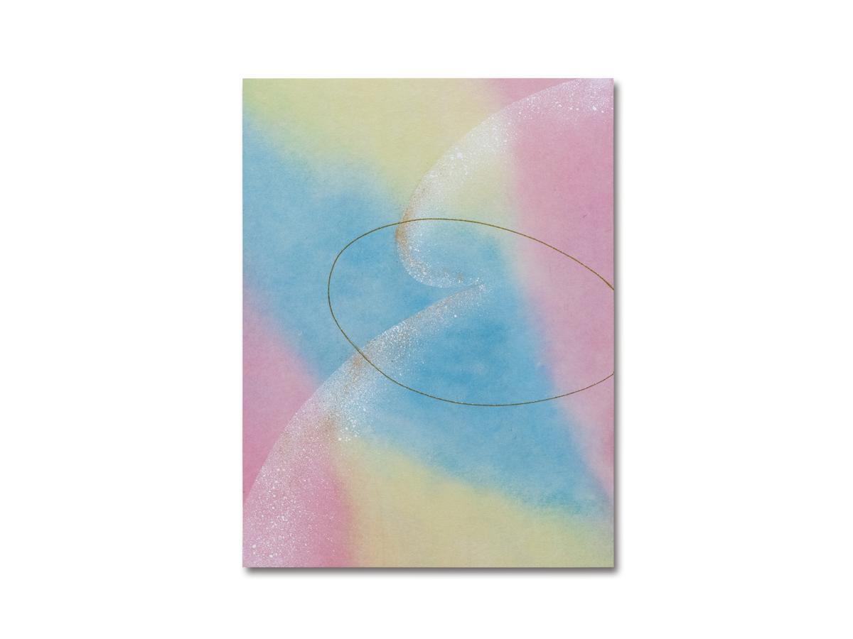 ホスピタルアート01<br />廊下で出会う癒しの風景