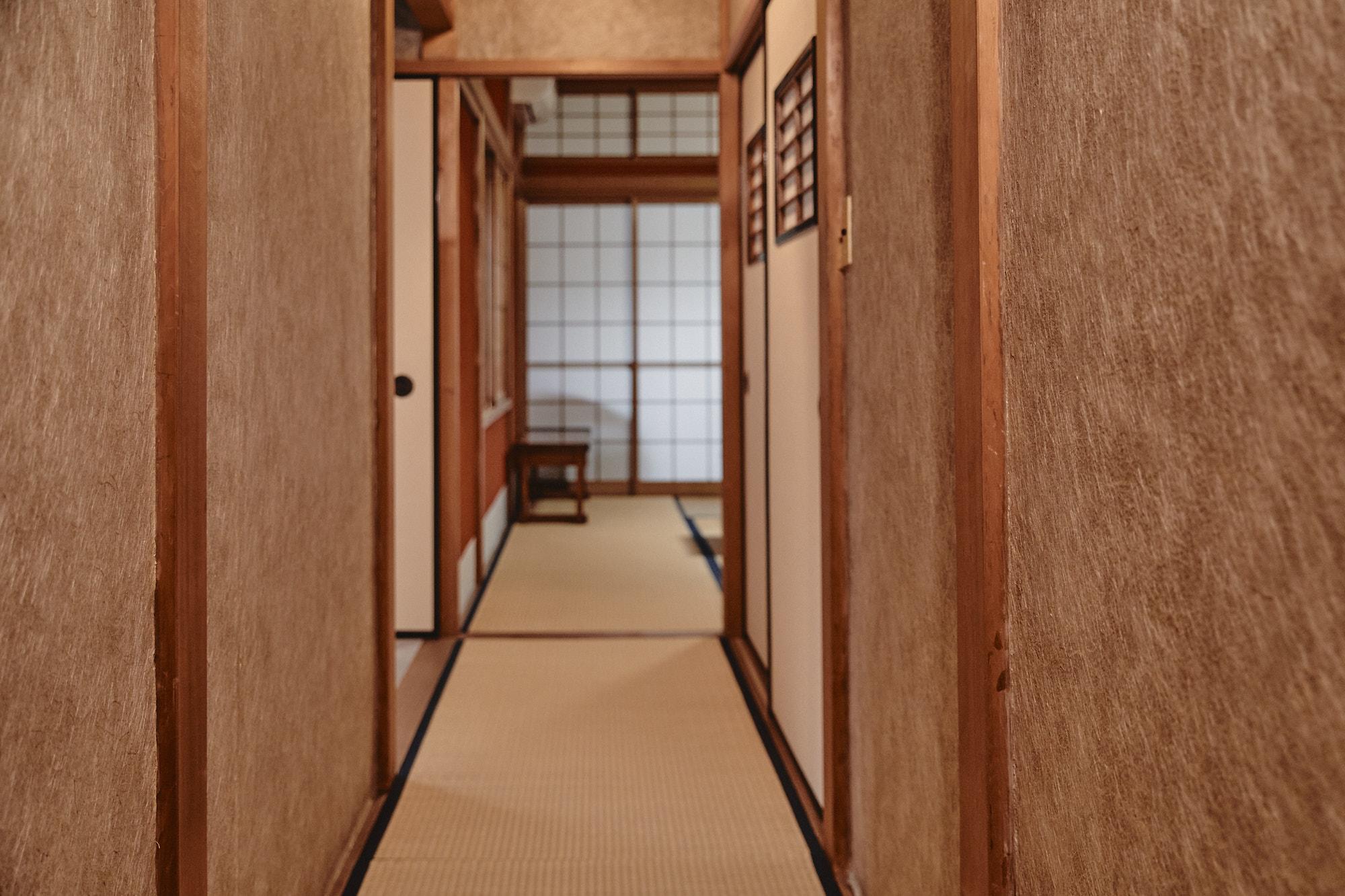 Asakura washi renovation