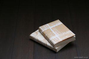 和紙のブックカバー