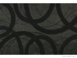 墨金彩の創作加飾デザイン和紙(S-719)